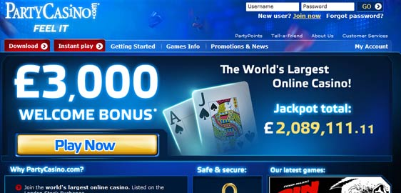 online casino introductory offer